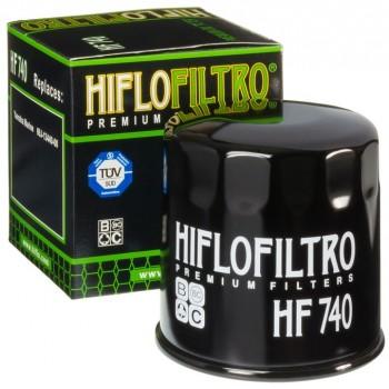 Filtre a huile HIFLO FILTRO pour jet ski YAMAHA F150, F225, F250, FX, CRUISER, FZR, FZS, VXR, VXS,...