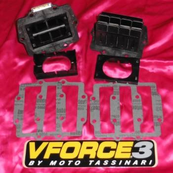 Boite a clapet V-FORCE 3 pour jet ski KAWASAKI JH, JS, JT, SX, XI, SS, STI, ZXI en 750cc et 800cc