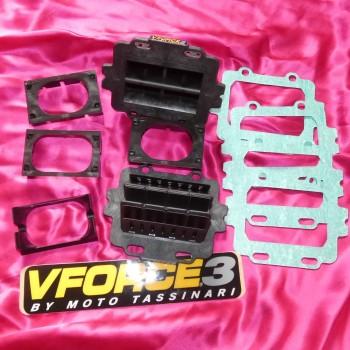 Boite a clapet V-FORCE 3 pour YAMAHA WAVE, SUPERJET,... en 700cc et 760cc