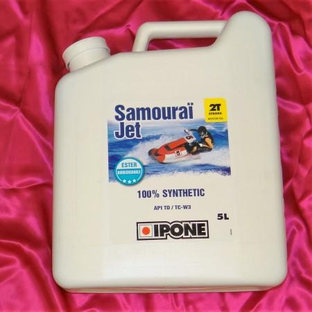 Huile moteur IPONE SAMOURAI JET 100% synthèse pour jet ski