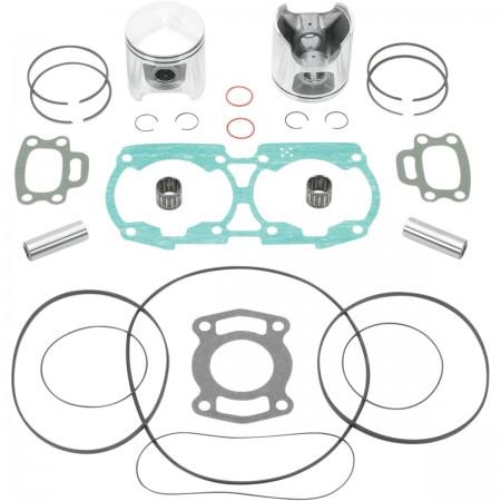 Kit de reconditionnement haut moteur WSM pour SEADOO BRP GTX, SPX, XP 650cc